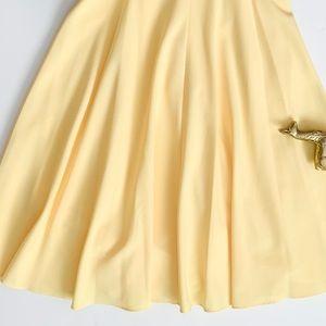 Eliza J Dresses - Eliza J one shoulder fit and flare dress NWOT
